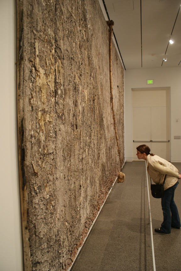 Anselm Kiefer, at the Modern in Fort Worth