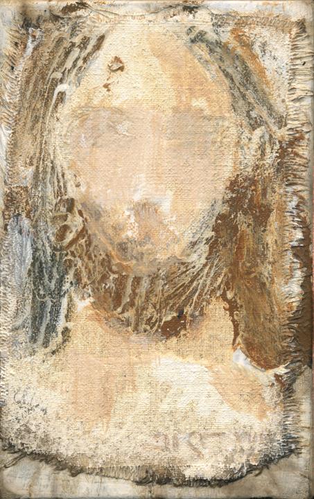 Cristo LVI (Golden Shroud) by J. Kirk Richards