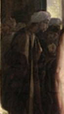 Background detail from Bloch's Pool of Bethesda.
